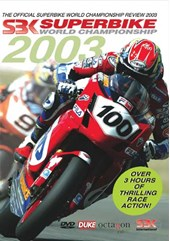 World Superbike Review 2003 DVD