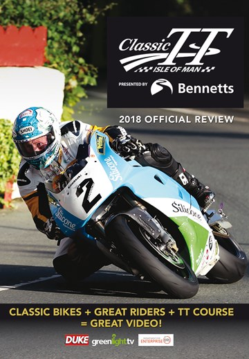 Classic TT 2018 DVD - click to enlarge
