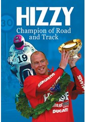 Hizzy Champion of Road and Track NTSC DVD