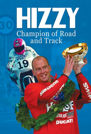 Hizzy Champion of Road and Track DVD - click to enlarge