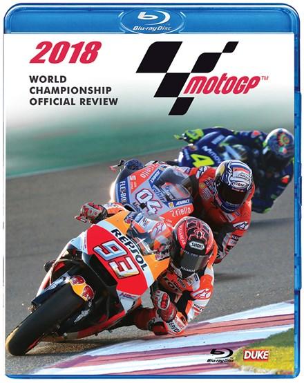 MotoGP 2018 Review Blu-ray