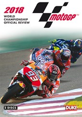 MotoGP 2018 Review NTSC (2 Disc)  DVD