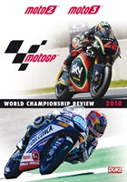 Moto2 & Moto3 2018 Official Review DVD