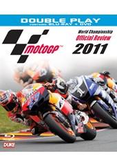 MotoGP 2011 Review Blu-ray incl Standard Pal DVD