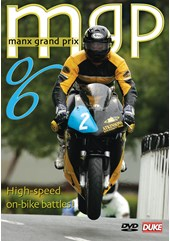 Manx Grand Prix 2006 DVD