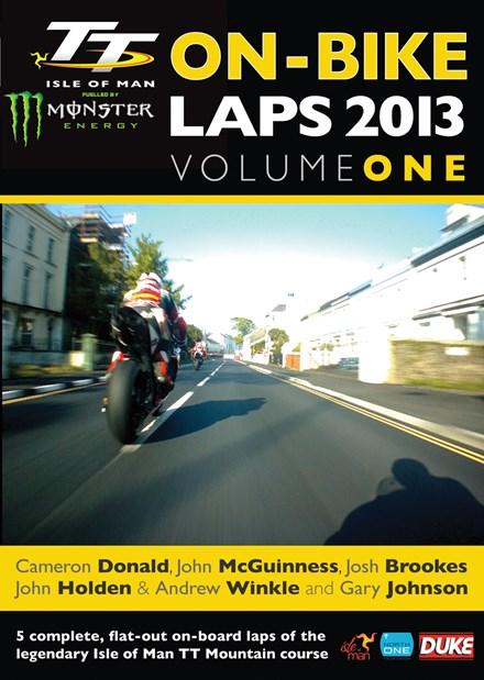 TT 2013 On Bike Laps Vol. 1