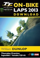 TT 2013 On Bike Lap William Dunlop Download