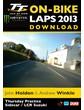 TT 2013 On Bike John Holden Download