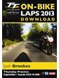TT 2013 On Bike Lap Josh Brookes Download