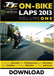 TT 2013 On Bike Laps Vol 1 Download