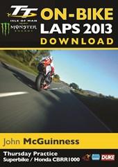 TT 2013 On Bike Lap John McGuinness Download