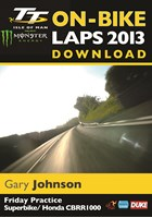 TT 2013 On Bike Gary Johnson Friday Practice Download