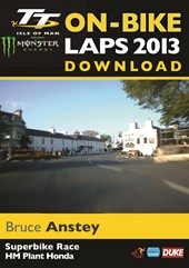 TT 2013 On Bike Lap Bruce Anstey Superbike Download