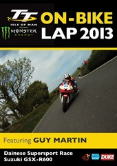 TT 2013 On Bike Lap Guy Martin Supersport race 1 Download