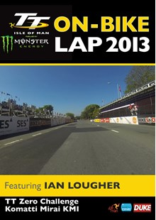 TT 2013 On Bike Lap TT Zero Ian Lougher Download