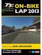 TT 2013 On Bike Lap TT Zero Ian Lougher Download