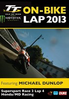 TT 2013 On Bike Lap SSP2 Michael Dunlop Record Time Download