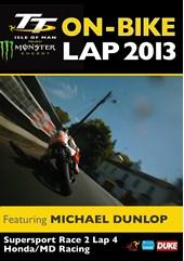 TT 2013 On Bike Lap SSP2 Michael Dunlop Record Time Download