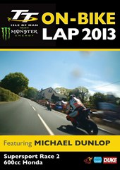 TT 2013 On Bike Lap SSP2 Michael Dunlop Lap 3 Download