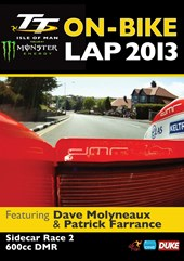 TT 2013 On Bike Lap Sidecar Race2 Molyneux Download