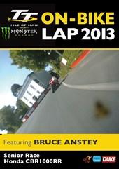 TT 2013 On Bike Lap Bruce Anstey Senior Download