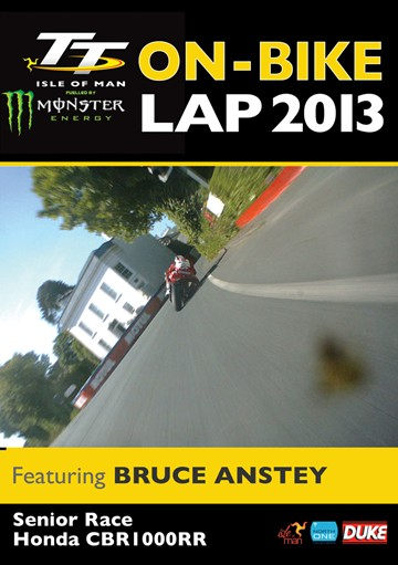TT 2013 On Bike Lap Bruce Anstey Senior Download - click to enlarge