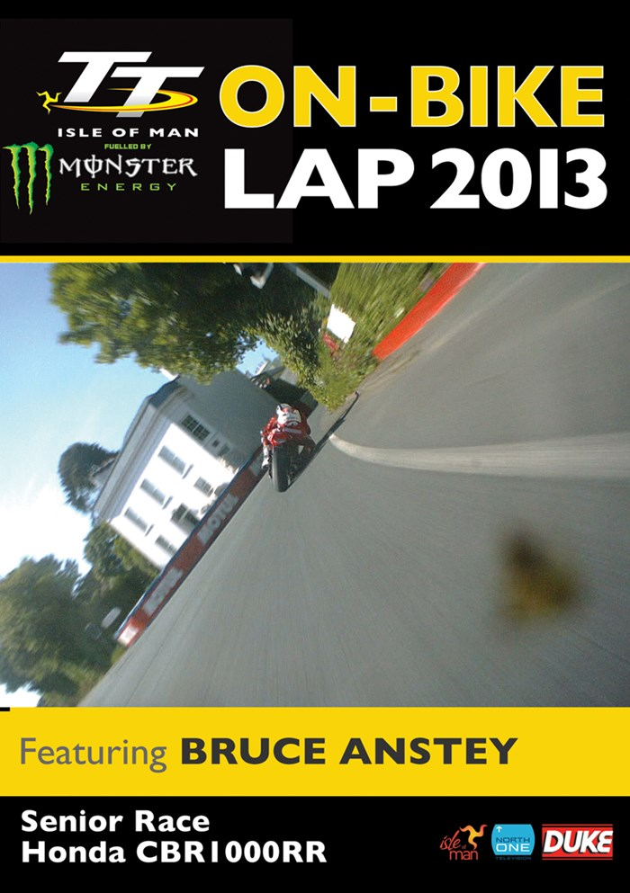 TT 2013 On Bike Lap Bruce Anstey Senior Download