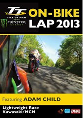 TT 2013 On Bike Lap Adam Child MCN Download