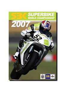 World Superbike Review 2007 NTSC DVD