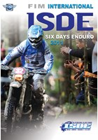 FIM International Six Day Enduro Review 2011 DVD