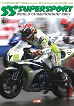 World Supersport Review 2007 NTSC DVD