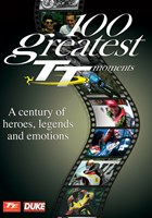 100 Greatest TT Moments DVD