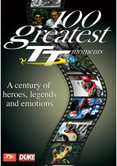 100 Greatest TT Moments DVD