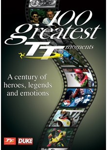 100 Greatest TT Moments DVD NTSC