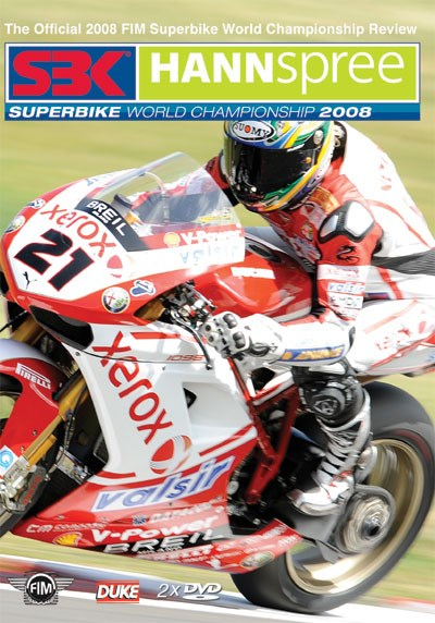 World Superbike 2008 Review DVD