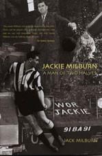 JACKIE MILBURN - A MAN OF TWO HALVES (HB)