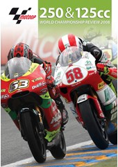 MotoGP 125/250 2008 Review DVD