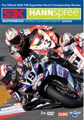 World Superbike Review 2009 ( 2 Disc)  DVD