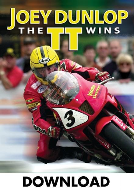Joey Dunlop The TT Wins Download