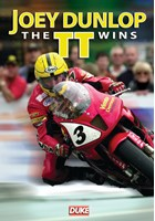 Joey Dunlop the TT Wins NTSC DVD