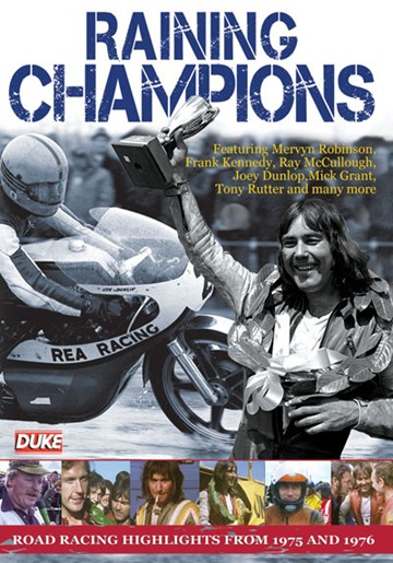 Raining Champions DVD - click to enlarge