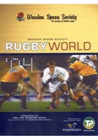 WOODEN SPOON SOCIETY - RUGBY WORLD (PB)