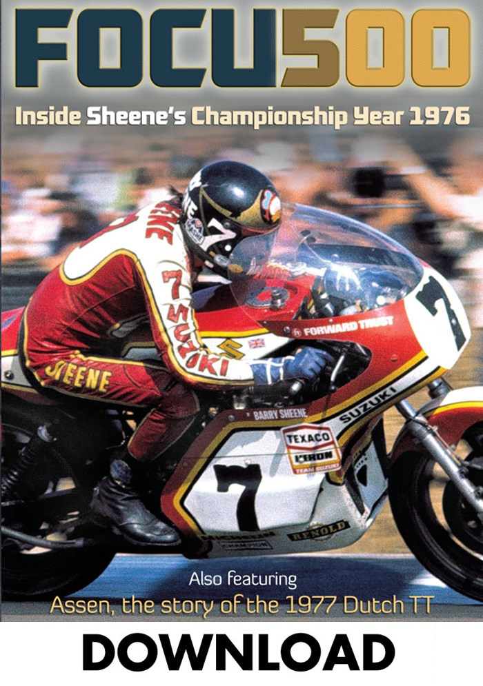 Focus 500-Inside Sheene's Championship Year 1976 Download
