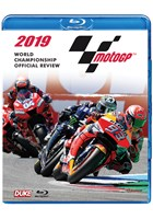 MotoGP 2019 Review Blu-ray