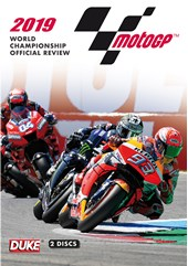 MotoGP 2019 Review NTSC DVD