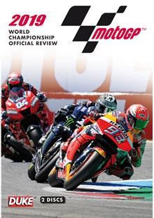MotoGP 2019 Review  (2 Disc ) NTSC DVD
