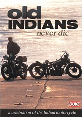 Old Indians Never Die DVD