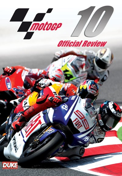 MotoGP 2010 Review DVD