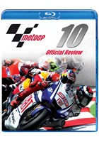 MotoGP Review 2010 Blu-ray  incl Standard PAL DVD
