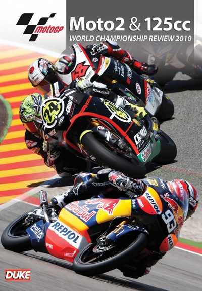 MotoGP Moto2 & 125cc 2010 Review DVD